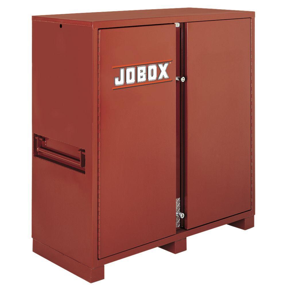 Heavy Duty 60 in. 2-Door Storage Cabinet