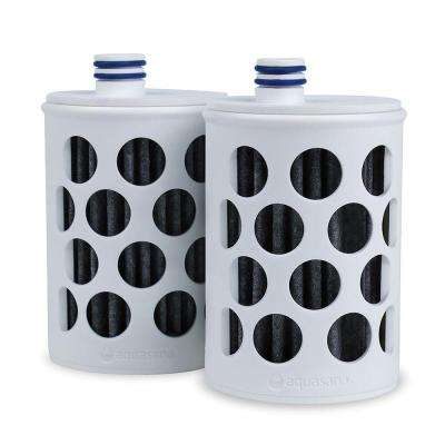 Filter Bottle Replacement Cartridge (2-Pack)