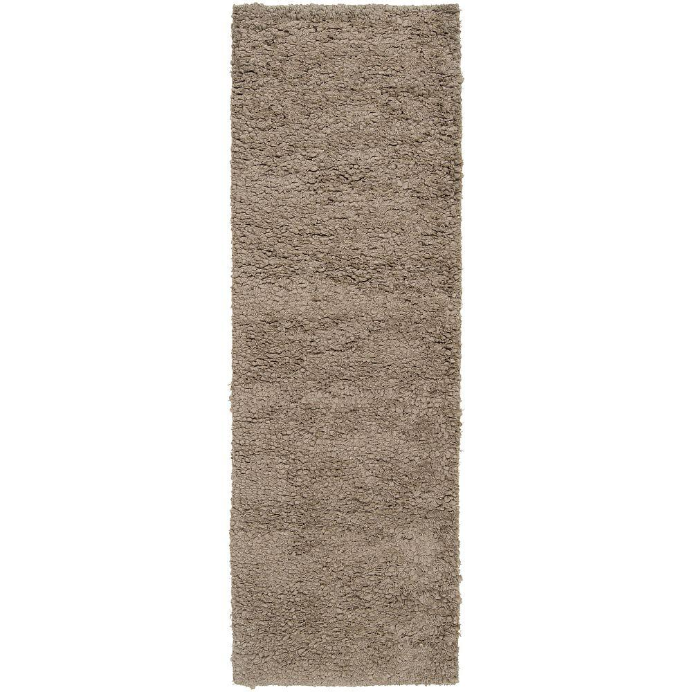 Artistic Weavers Couderay Gray 2 Ft 6 In X 8 Ft Rug
