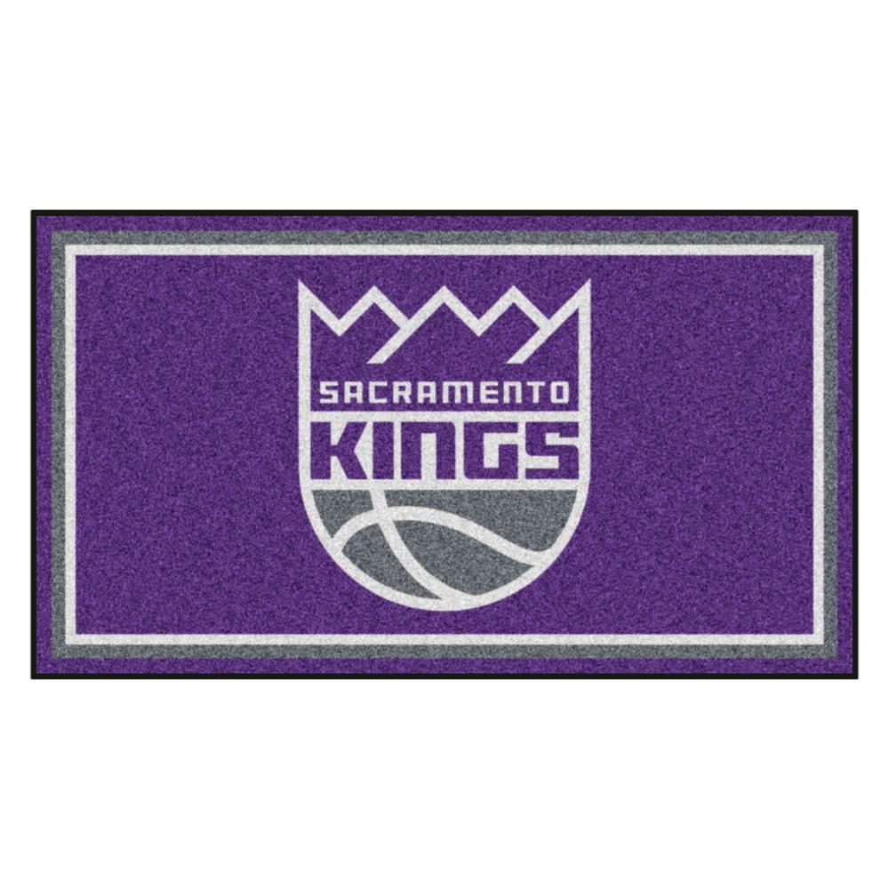 Sacramento Kings 3 Ft. X 5 Ft. Ultra Plush