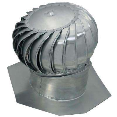 14 in. Mill Aluminum Internally Braced Wind Turbine
