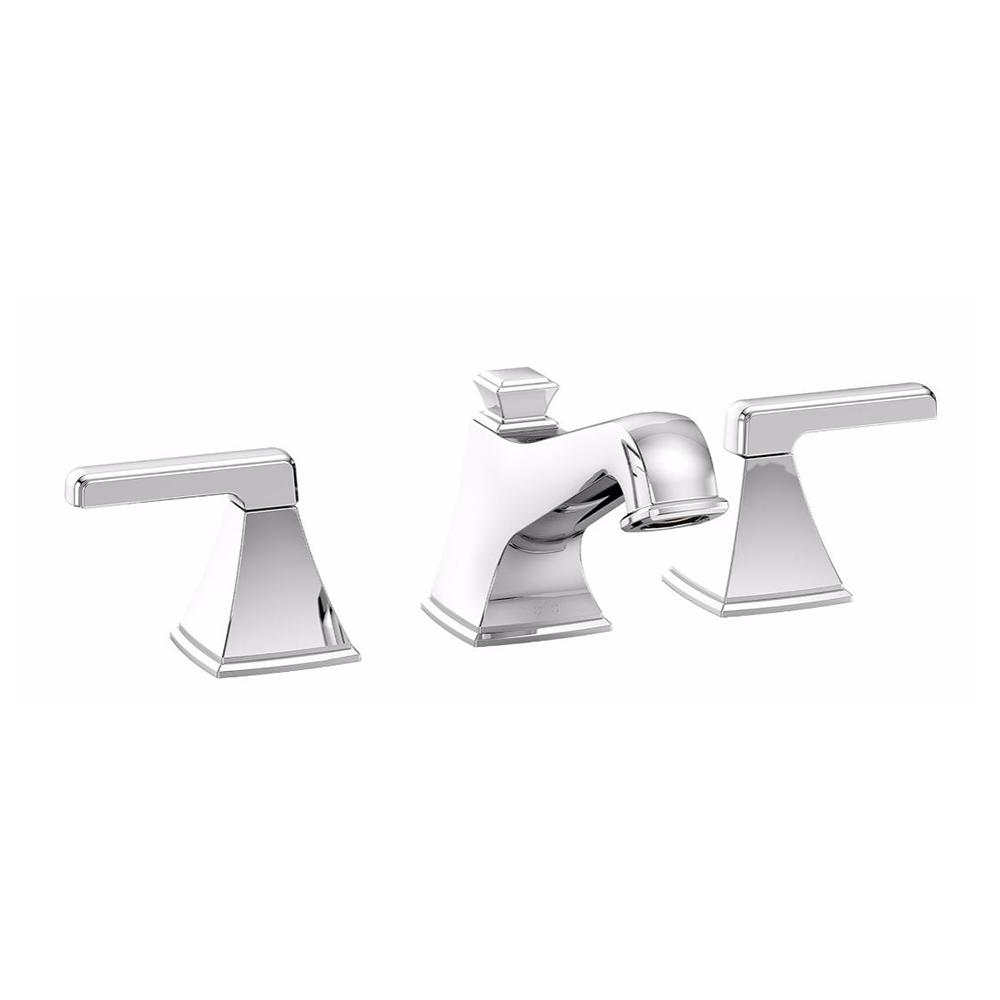 TOTO Connelly 8 in. Widespread 2-Handle Bathroom Faucet in Polished ...