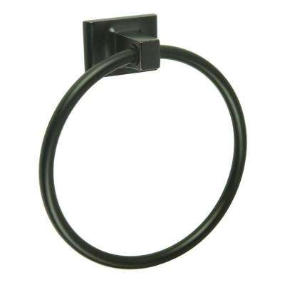 Millbridge Towel Ring in Oil Rubbed Bronze