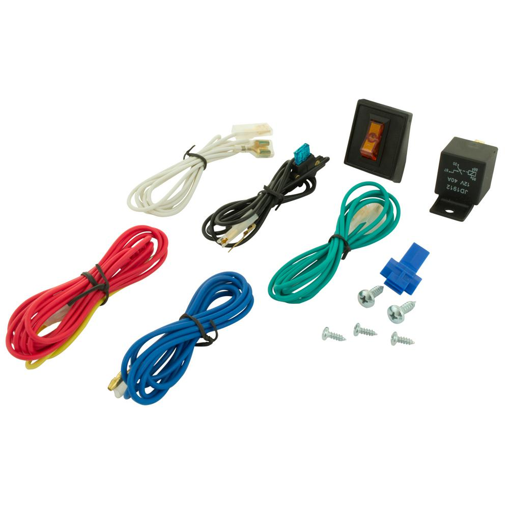 Blazer International Complete Wiring Kit Mm510 The Home Depot For Internet