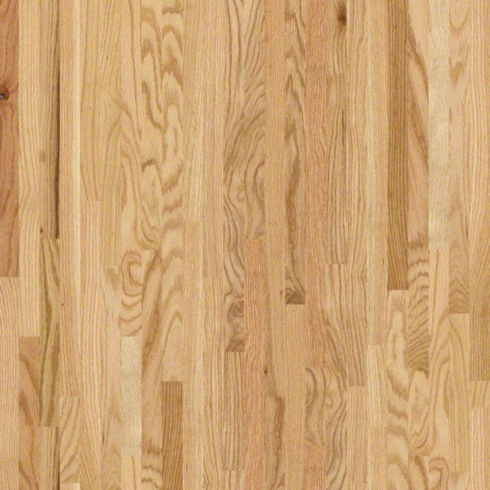 Shaw Woodale II Rustic Natural 3/4 In. X 2-1/4 In. Wide X