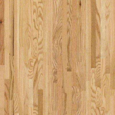 Woodale II Rustic Natural 3/4 in. x 2-1/4 in. Wide x Random Length Solid Hardwood Flooring (25 sq. ft. / case)