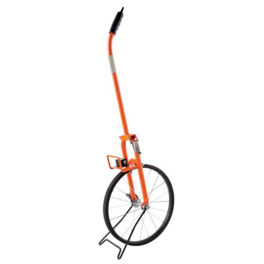 Keson 11-1/2 in. Steel Measuring Wheel