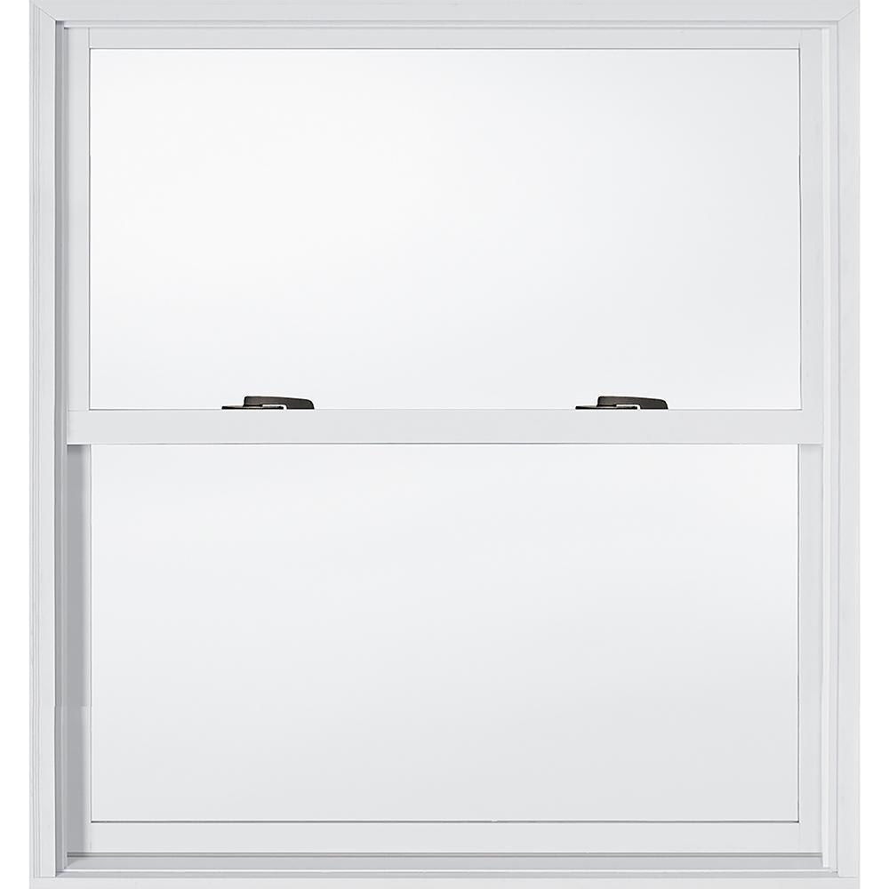 37.375 in. x 40.5 in. W-2500 Double Hung Wood Window