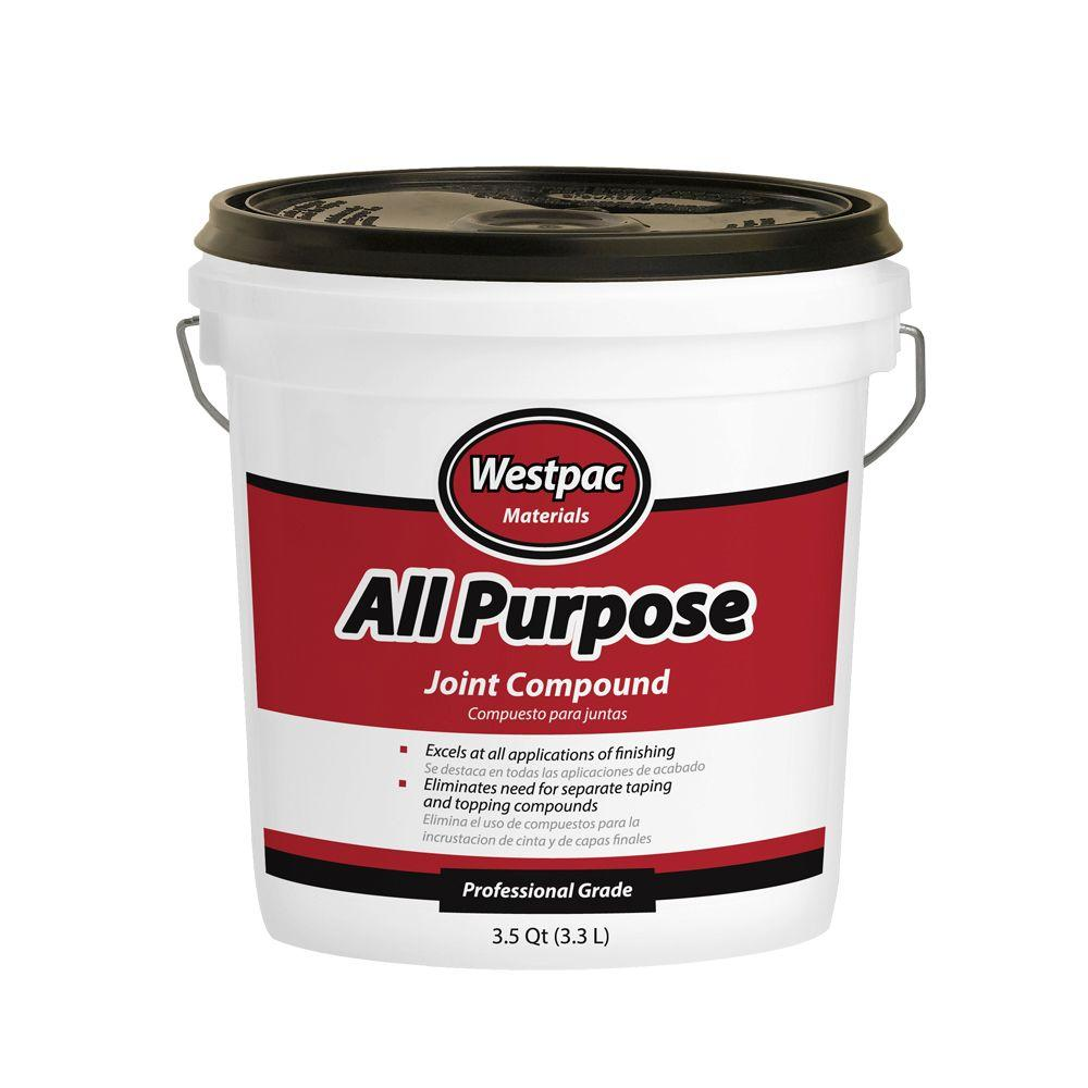 Westpac Materials 3-1/2 Qt. All-Purpose Pre-Mixed Joint Compound