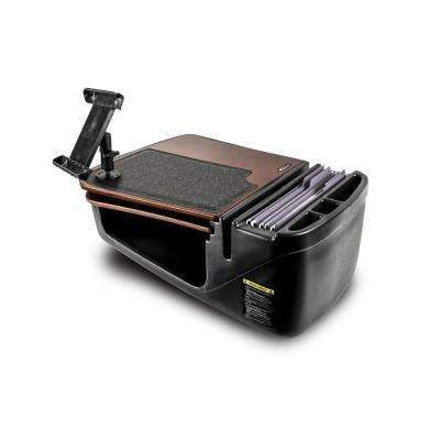 Gripmaster with Built-In Power Inverter and Tablet Mount Mahogany