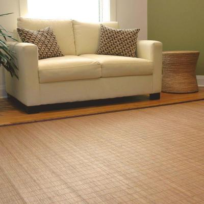 Villager Natural Light Brown 2 ft. x 3 ft. Area Rug