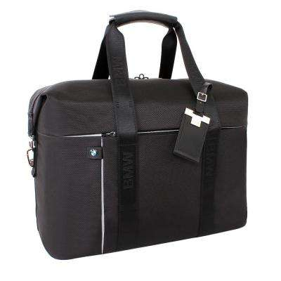 18 in. Black Carry-All Duffel