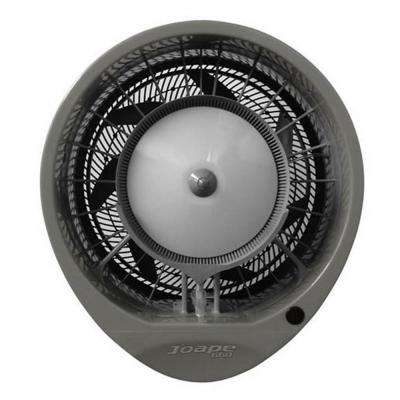 Copacabana 29 in. Wall Mount Misting Fan in Gray, Cools 1500 sq. ft.