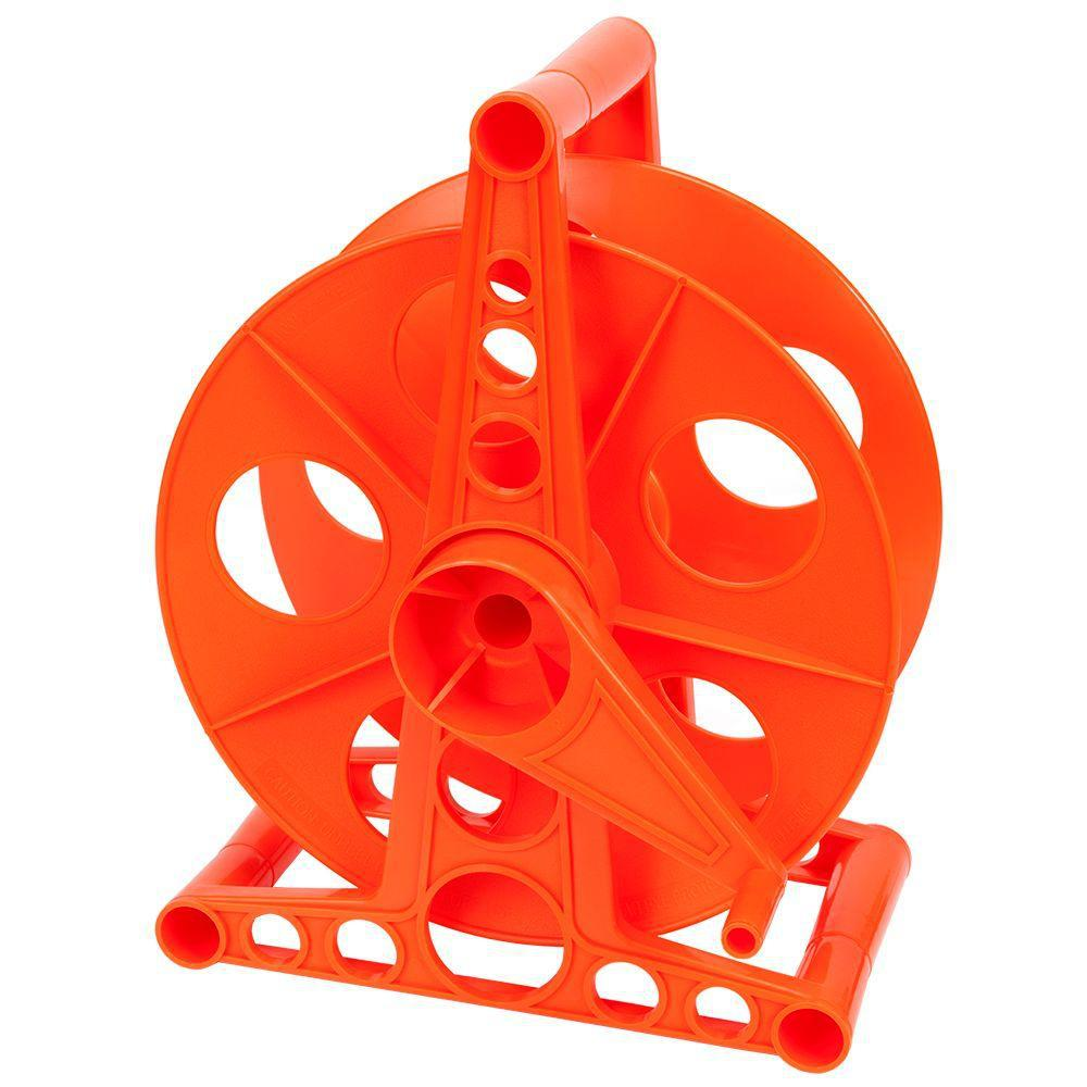 Hdx 150 Ft 16 3 Extension Cord Storage Reel With Stand