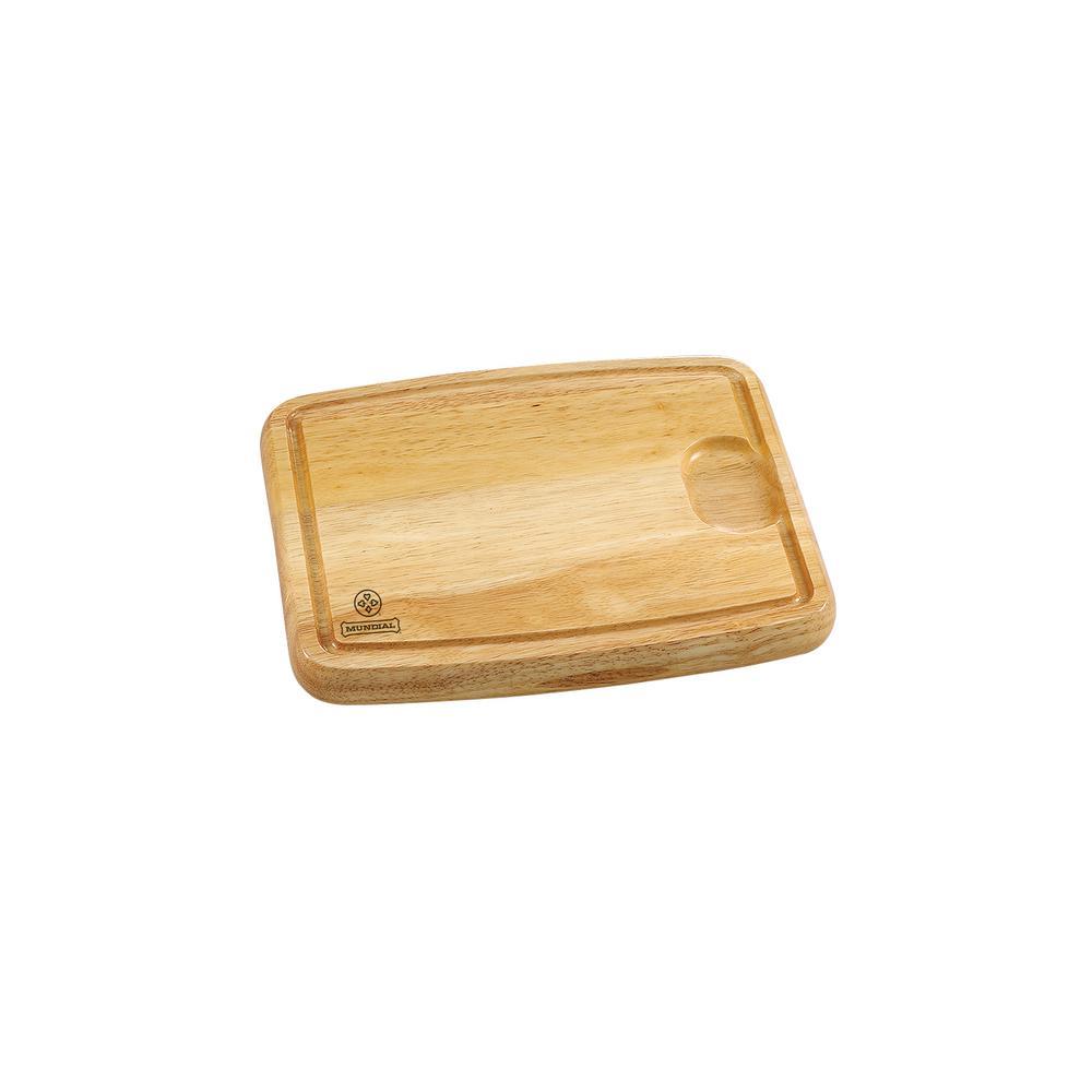 Solid Wood Cutting Board Small