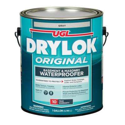 1 gal. Gray Masonry Waterproofer