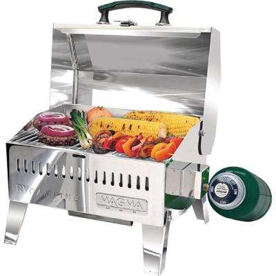 Alpine Adventurer Series Gas Grill in Stainless Steel