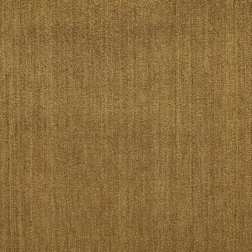 Supreme - Color Gold 13 ft. 9 in. Texture Carpet
