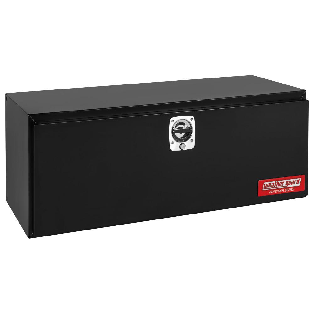 Defender Matte Black Underbed Box (48 in. x 18 in. x 18 in.)