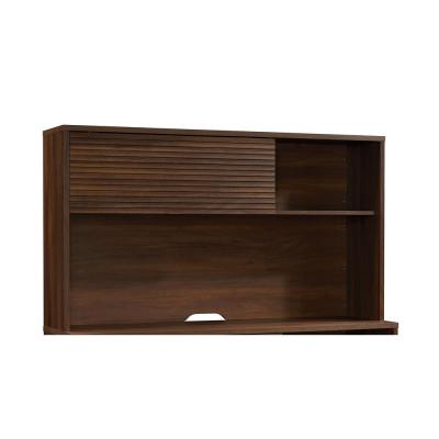Englewood 36.260 in.H Spiced Mahogany Hutch