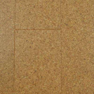Take Home Sample - Natural Cork Flooring - 5 in. x 7 in.