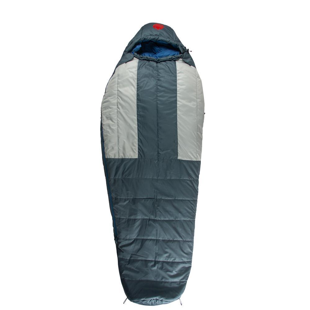 M-3D -10°F/-23.3° Ultra-Lightweight Multi- Down Mummy Sleeping Bag (XL)