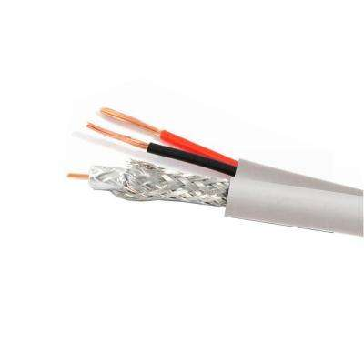 Digiwave 500 ft. White RG59 Siamese Cable