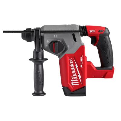 """Milwaukee M18 FUEL 18-Volt Lithium-Ion Brushless Cordless 1"""" SDS-Plus Rotary Hammer (Tool-Only)"""