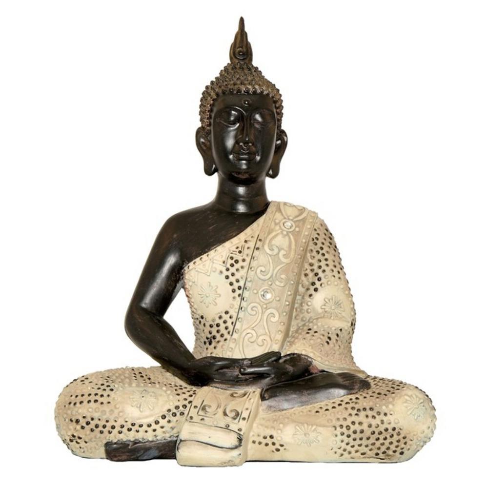 23.5 in. T Sitting Buddha