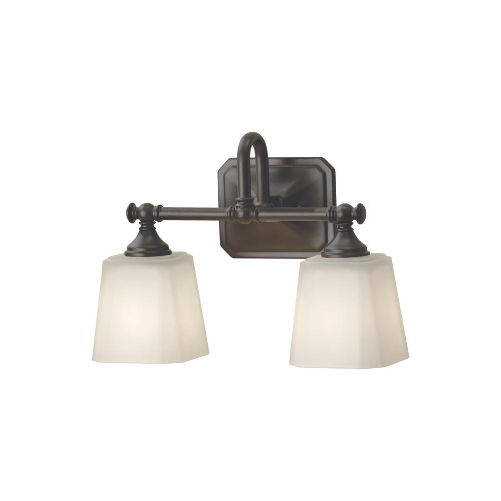 Feiss Concord 2 Light Oil Rubbed Bronze