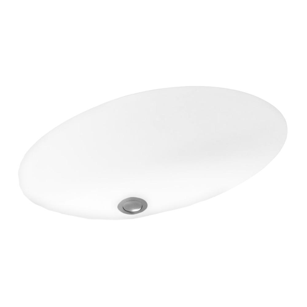 Swanstone 13 in. x 19 in. Under-Mounted Bathroom Sink in ...