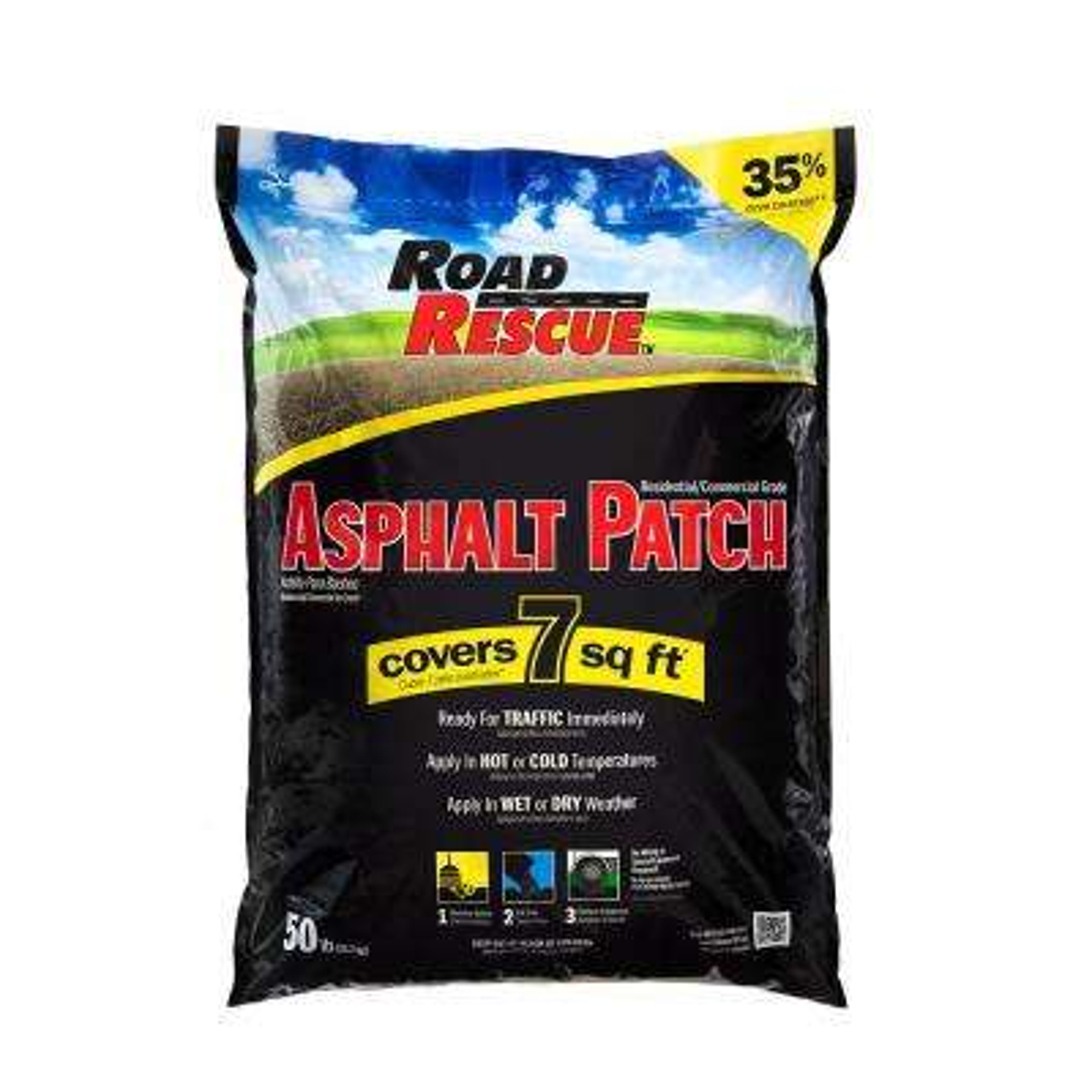 50 lb. Asphalt Repair (10-Pack)