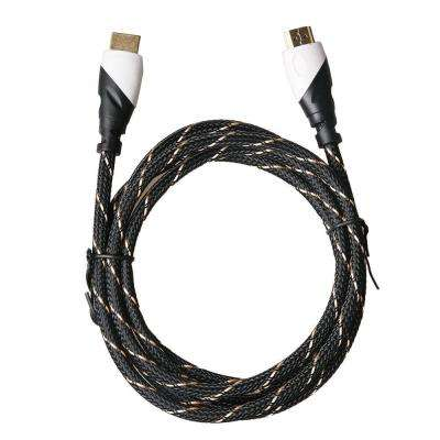6 ft. 4K High-Speed 2.0 UHD Nylon Braided HDMI Cable