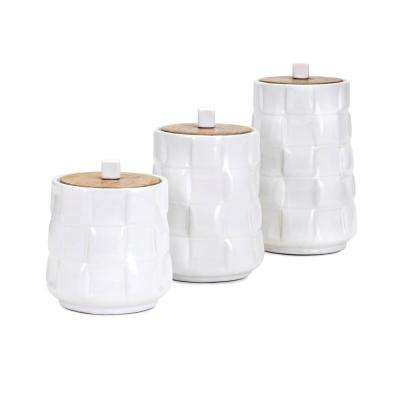 Gamil Canisters (3-Pack)