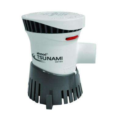 Tsunami 1200 Cartridge Bilge Pump