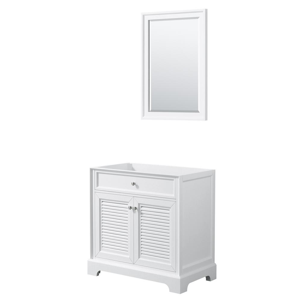 Tamara 30.5 in. Single Bathroom Vanity Cabinet Only with 24 in.