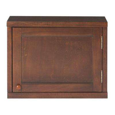 Mudroom 15 in. H x 20 in. W Wood Sequoia Upper Cabinet