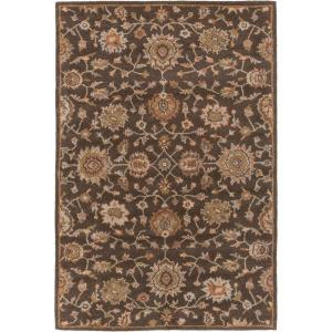 Artistic Weavers Origin Abigail Chocolate 9 ft. x 12 ft. Indoor Area Rug by Artistic Weavers