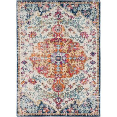 Demeter Ivory 2 ft. x 3 ft. Indoor Area Rug