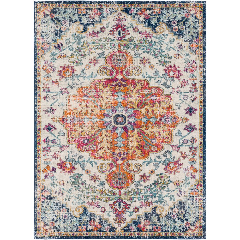 Surya Demeter Ivory 8 Ft X 10 Indoor Area Rug S00151064309 Pro Mild This Review Is Fromharput 5 7