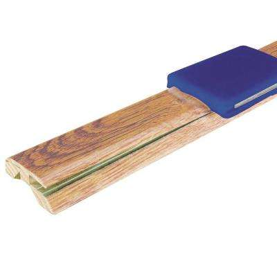 Hickory Natural 2-1/2 in. Wide x 84 in. Length 4-in-1 Molding