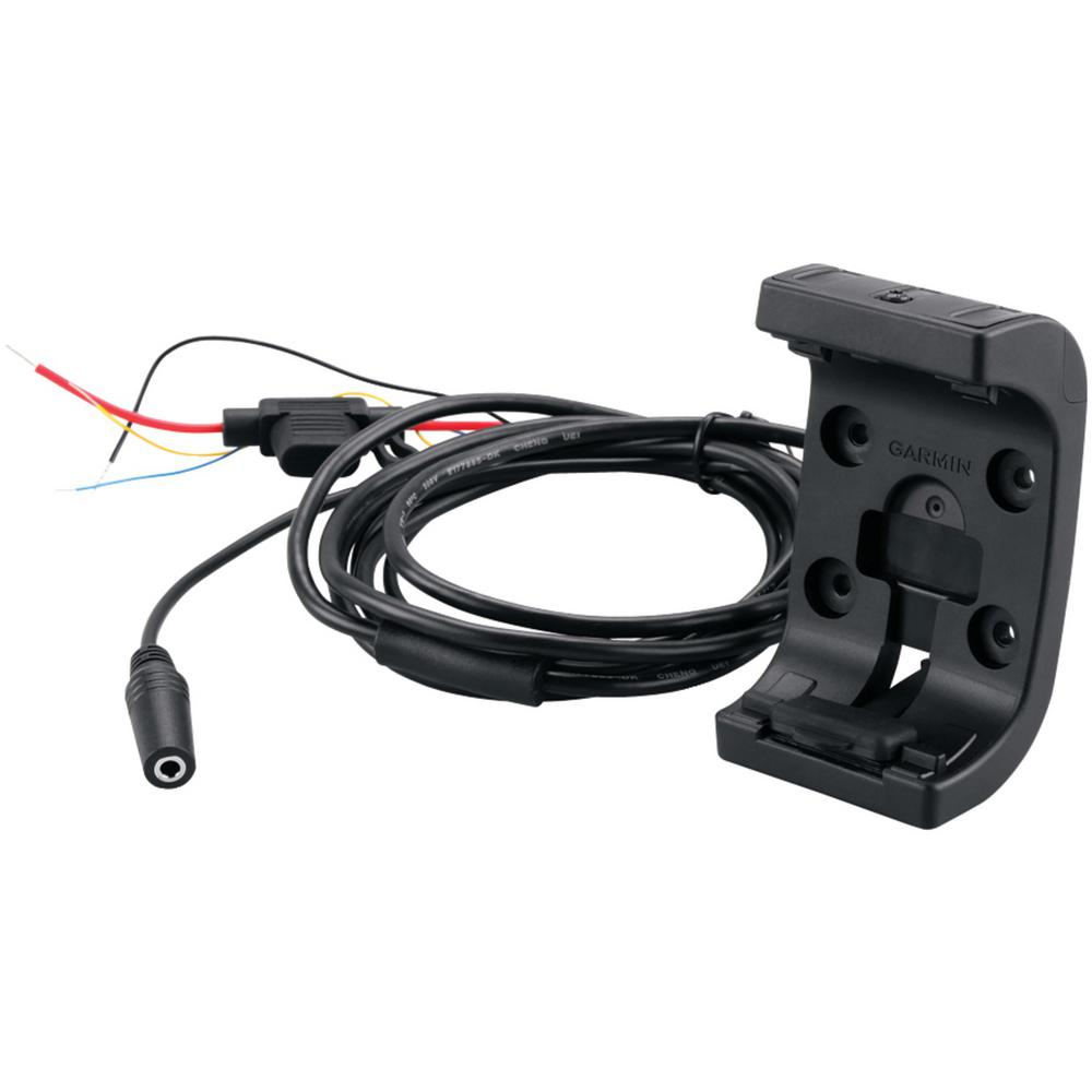 Garmin Amps Rugged Mount with Audio/Power Cable for Montana GPS Devices