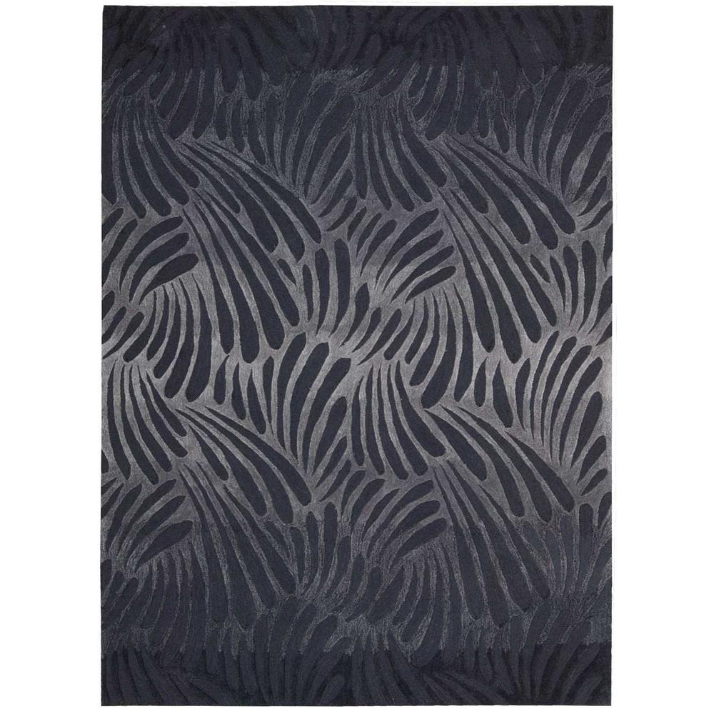 Contour Charcoal 3 ft. 6 in. x 5 ft. 6 in.