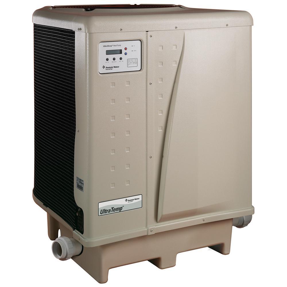 UltraTemp 125,000 BTU Heat Pump