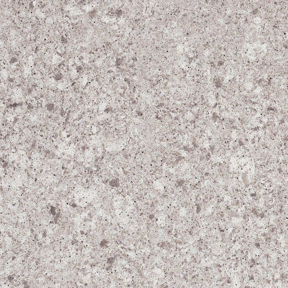 Caesarstone 4 In X 4 In Quartz Countertop Sample In Atlantic Salt