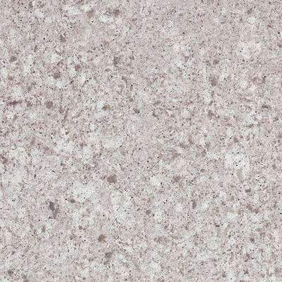 4 in. x 4 in. Quartz Countertop Sample in Atlantic Salt
