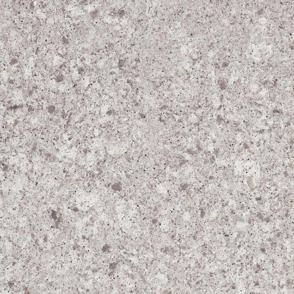 4 in. x 4 in. Quartz Countertop Sample in Atlantic Salt
