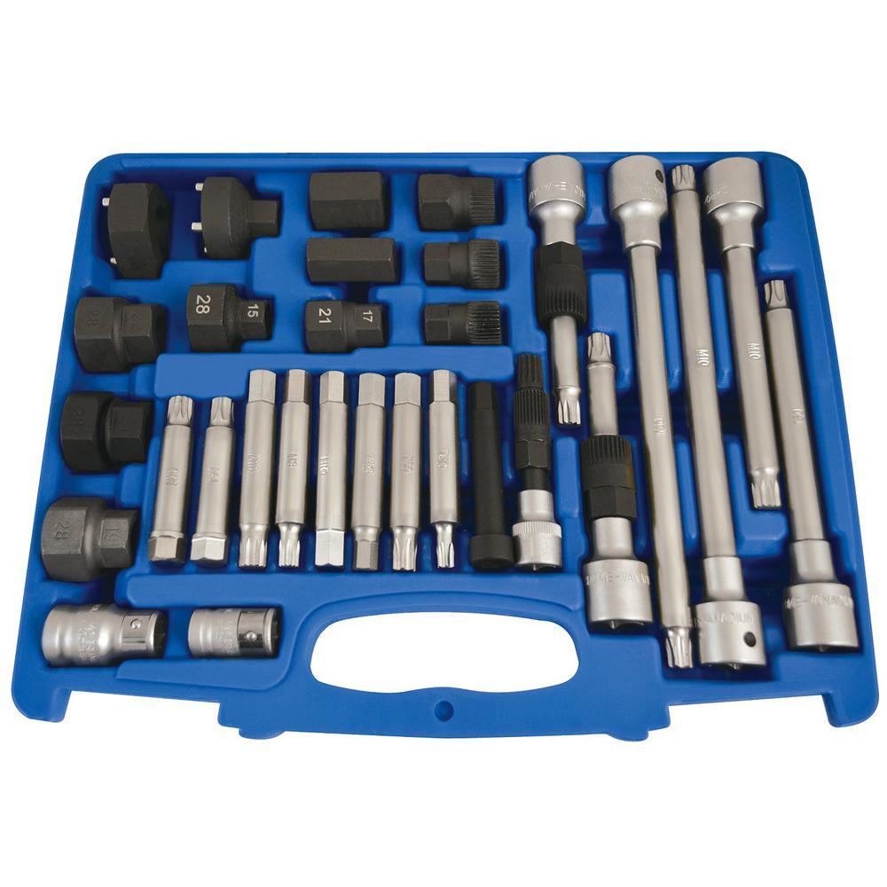 Master Alternator Pulley Removal/Service Kit