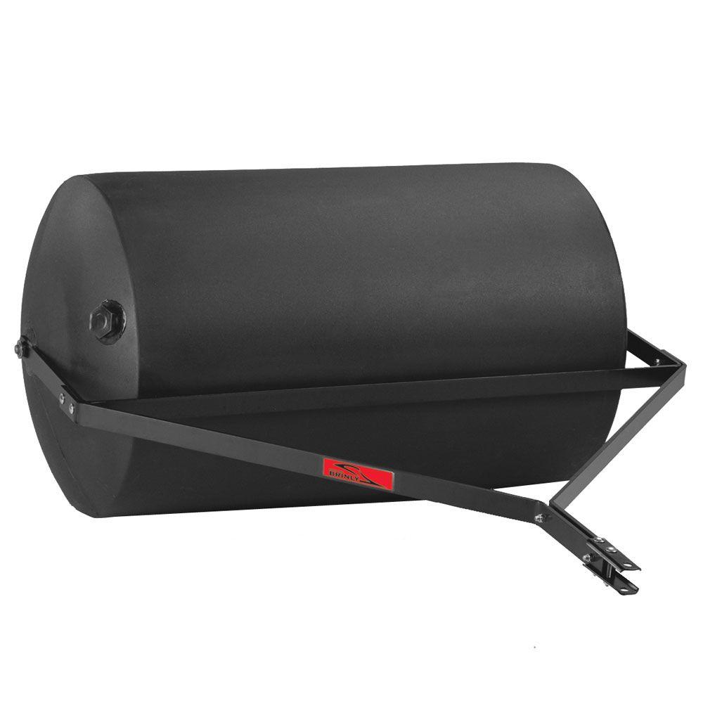24 in. x 36 in. 690 lb. Tow-Behind Poly Lawn Roller