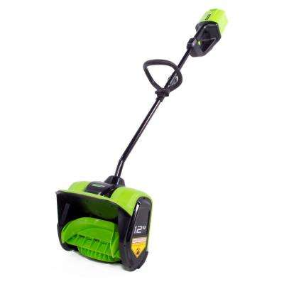 PRO 12 in. Cordless 60-Volt Snow Shovel (Tool Only)